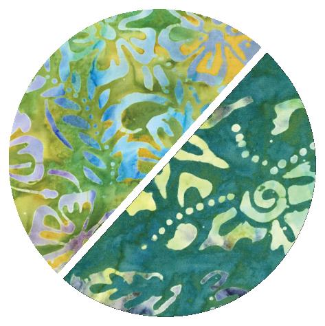 Paradise/Leaf Green